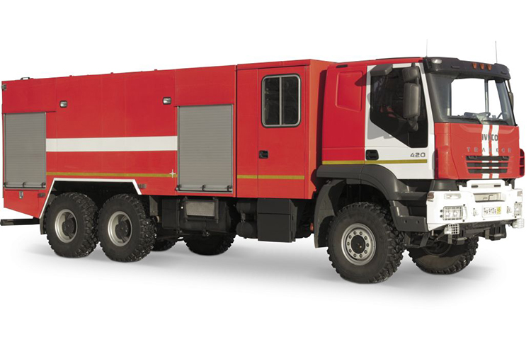 Iveco-AMT-693911 АЦ 6.0-100