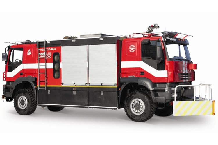 Iveco ПСА-Т 3.0-40/100-4/400