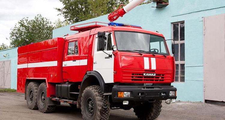 Тактические возможности пожарных автомобилей