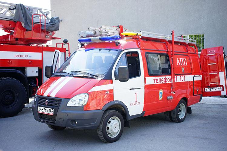 Пожарный автомобиль первой помощи - особенности