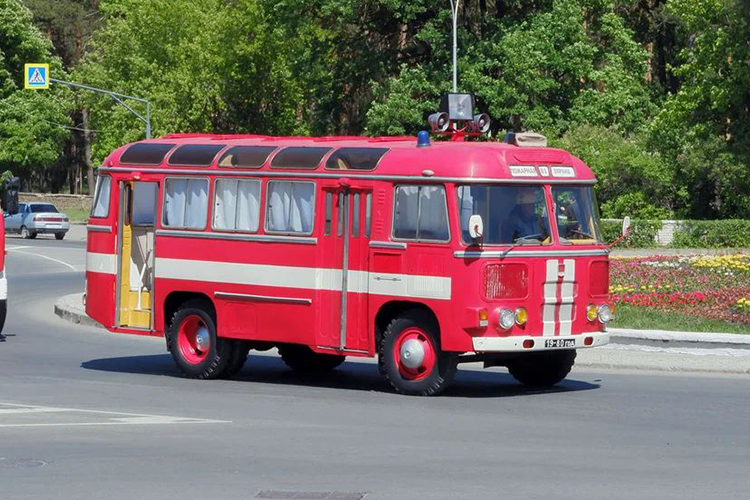АГДЗС ПАЗ-672