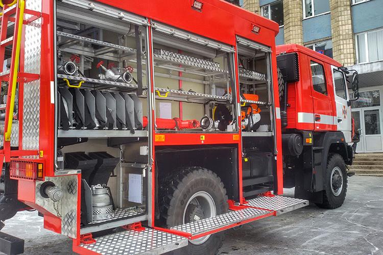 Порядок содержания СИЗОД на пожарных автомобилях