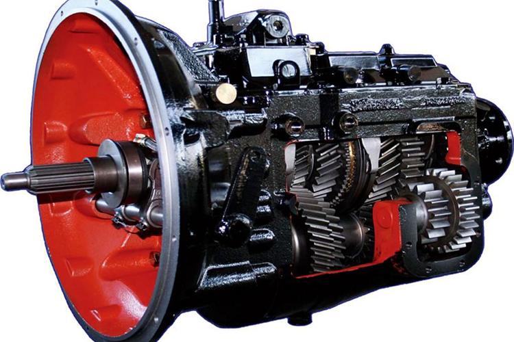 Механическая трансмиссия