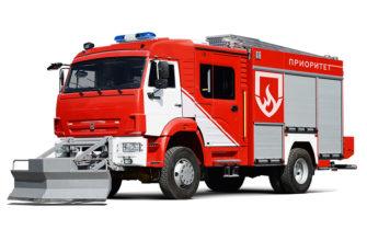Пожарно-спасательные автомобили АПС