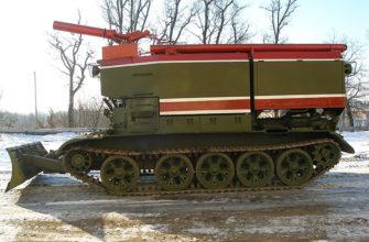 Назначение пожарного автомобиля ГПМ-54