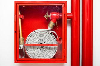 Виды пожарных кранов