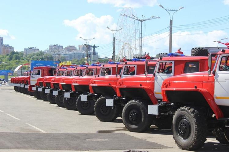 Требования к шасси пожарных автомобилей