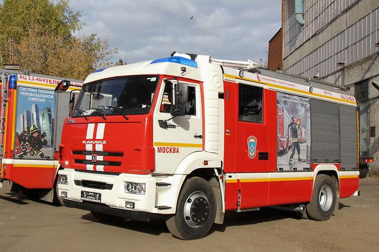 Устройство шасси пожарных автомобилей