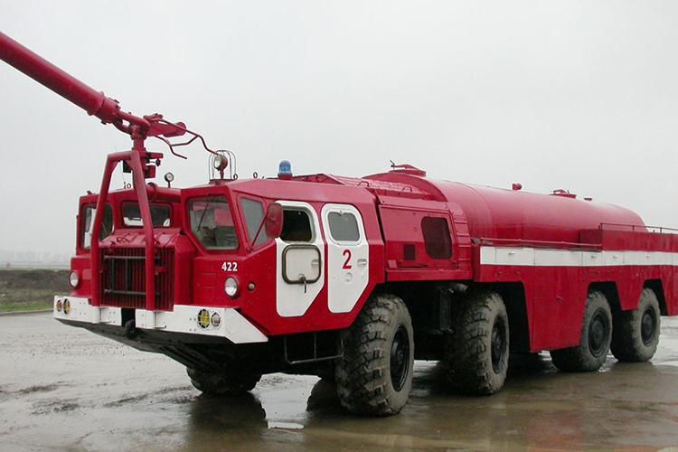 Пожарный МАЗ 7310