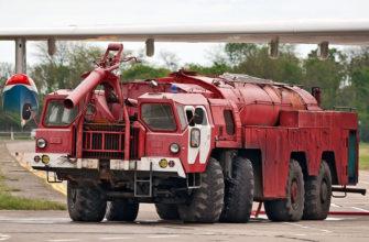 Пожарные автомобили на базе МАЗ 7310