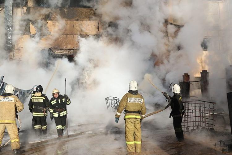 Правила при боевых действий по тушению пожаров