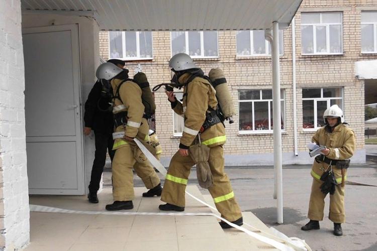 Особенности противопожарного режима в школах
