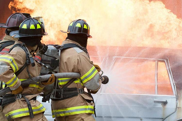 Рекомендации по тушению пожара