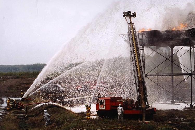 Средства тушения нефтепродуктов