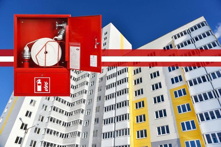 Основы пожарной безопасности в высотных зданиях