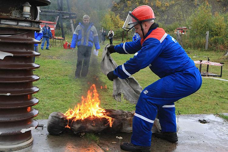 Кошма противопожарная - сфера применения