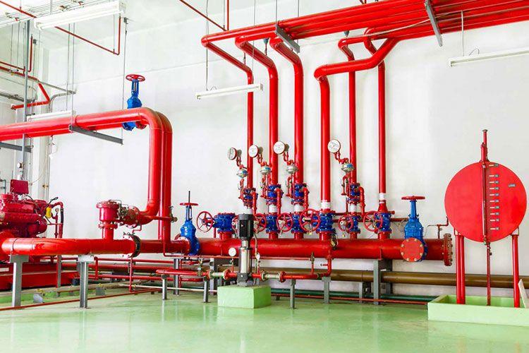 Противопожарное водоснабжение