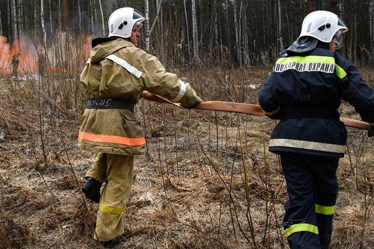 Форма пожарных
