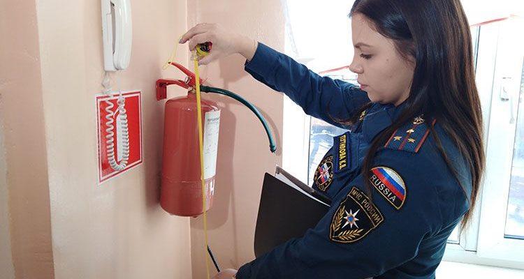 Разрешение пожарников