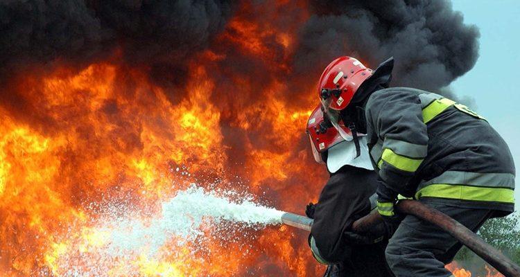 Большие пожары в России
