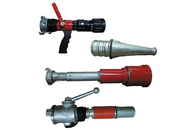 Ручные пожарные стволы
