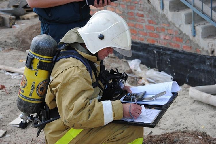 Анализ пожара