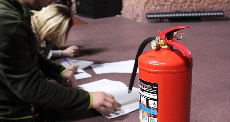 Цели проведения противопожарного инструктажа