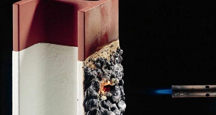 Краска для противопожарной обработки металла