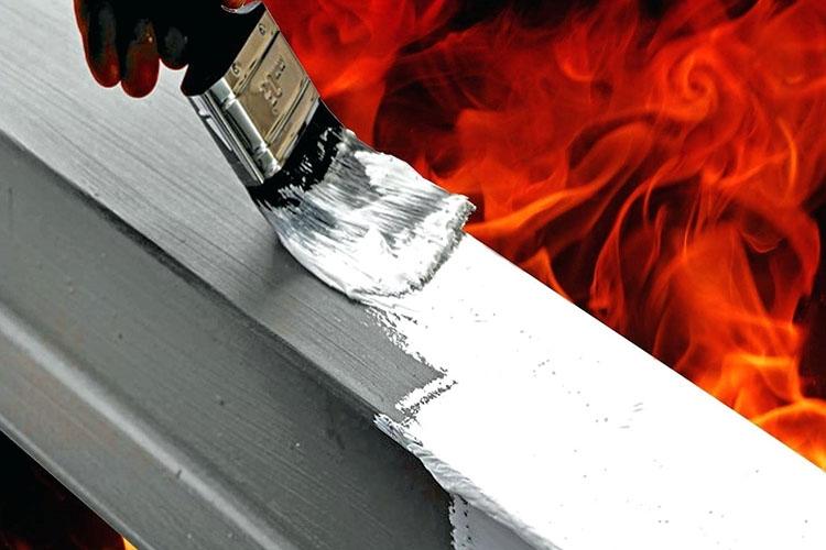 Повышение огнестойкости металла