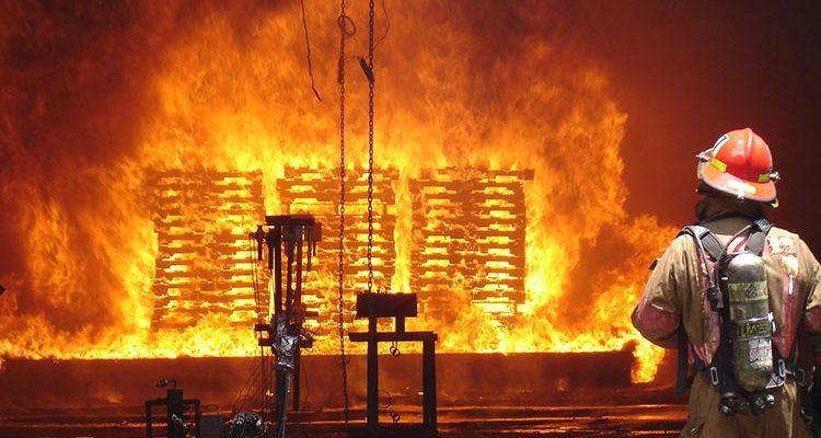 Определение огнестойкости конструкций