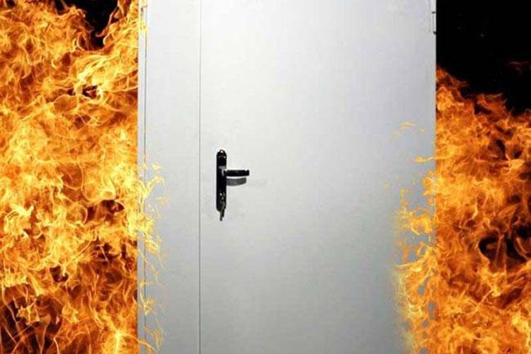 Огнезащитные двери