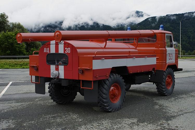 Автоцистерна АЦ-30